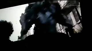 Infinity war iron man hitting thanos and iron man new suit(spoiler)