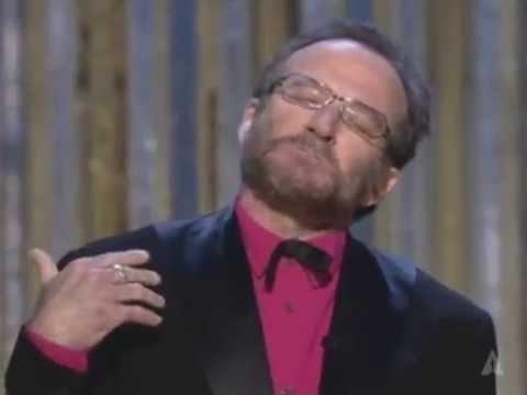 Robin Williams On Cartoon Casting: 2005 Oscars