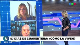 LA CUARENTENA DE LOS CORDOBESES FAMOSOS