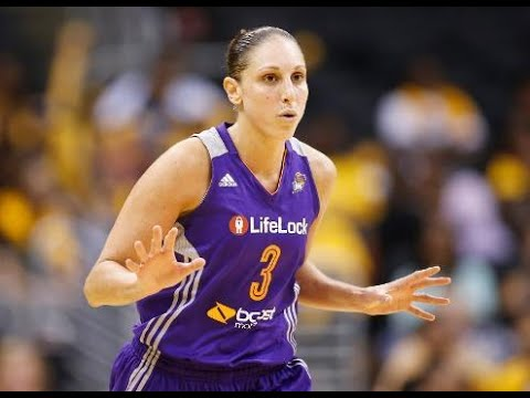 Diana Taurasi Marries Former Teammate Penny Taylor