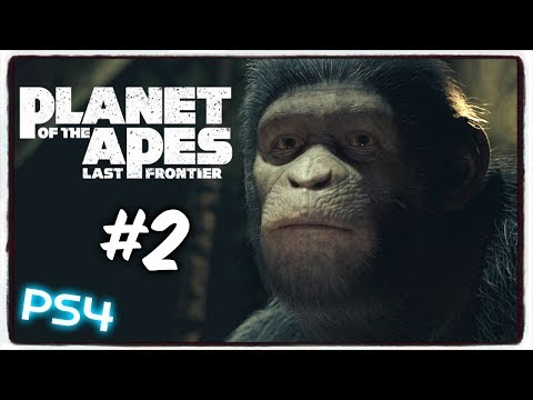 HatCHeTHaZ Plays: Planet of the Apes: Last Frontier - PS4 [Part 2] - 1080p