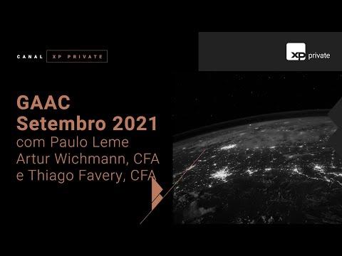 Comitê Global de Alocação   Setembro 2021