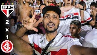 A VAGA É NOSSA, ATÉ 2020 SÃO PAULO 2x1 INTERNACIONAL