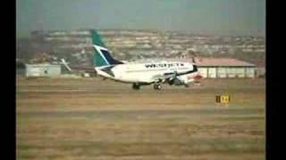 WestJet Take off / Landings