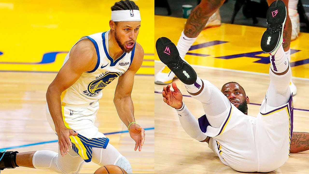 """NBA """"Most EMBARRASSING Crossovers of Last 4 Seasons! 😱"""" MOMENTS"""