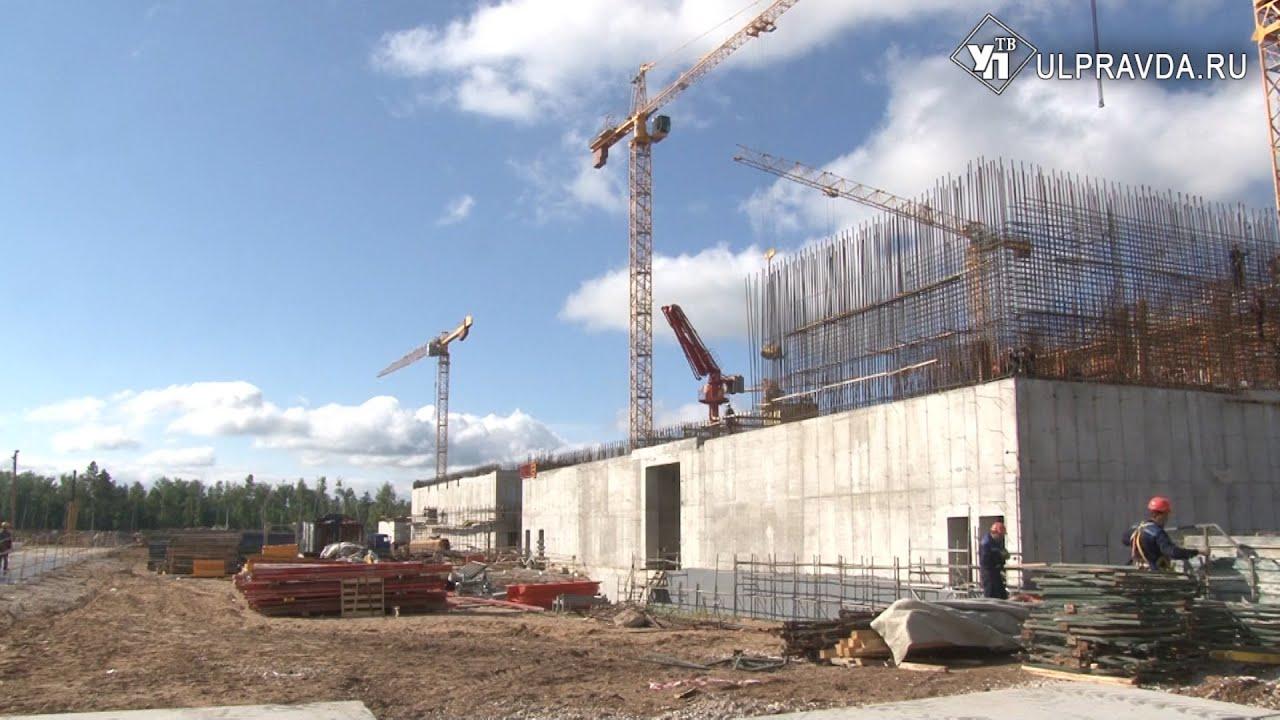 Сложный и уникальный. Новый реактор в Димитровграде строят круглосуточно