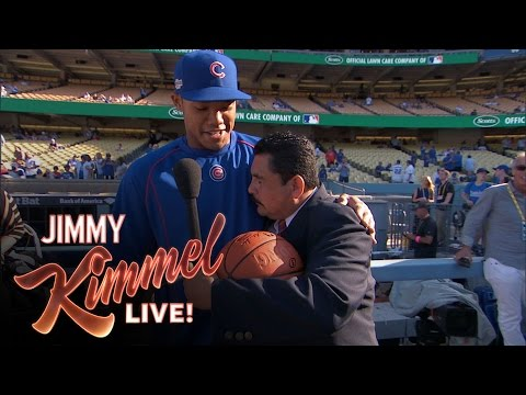 Thumbnail: Guillermo Visits the Dodgers and the Cubs