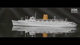 RC Ship - Empress of Britain (1956)