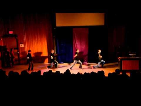 Jabse Mere Dil Ko Uff (UVA Salsa Showcase) [Performance]