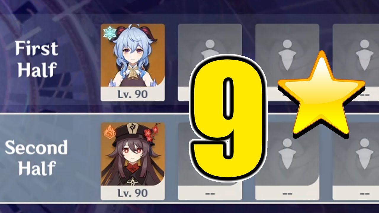 Spiral Abyss but with only 2 characters... | Genshin Impact