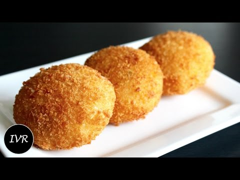 how to make tikki crispy