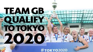 Tokyo qualification confirmed for GB women!
