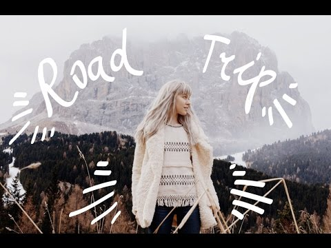 Winter Mood Road Trip: Mountains are Calling