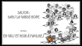 Visites confinées des GIBFC Saison La garde-robe épisode 4 en gris et noir à Maulnes by Charlotte