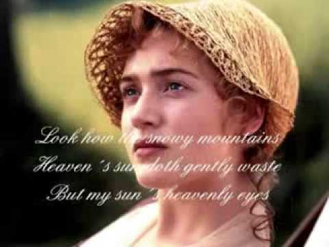 Weep you no more, sad fountains-karaoke with lyrics (piano)