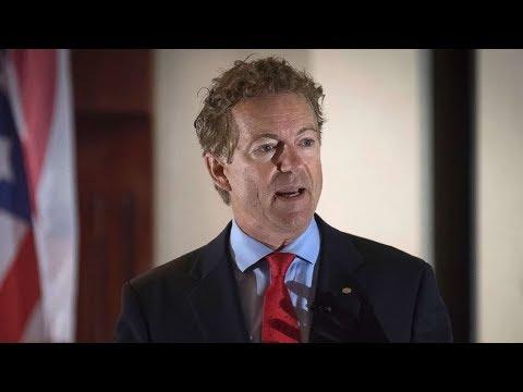 Sen  Rand Paul 'blindsided' in his Kentucky home