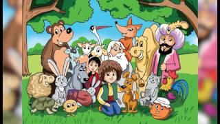 Azərbaycan Nağılları - Acgöz köpək