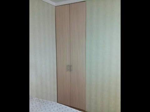 Шкаф встроенный по индивидуальным размерам Mebeelek.ru