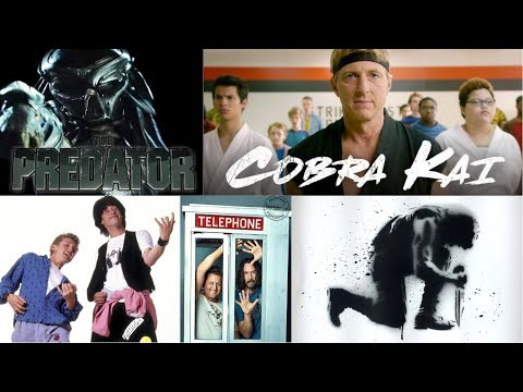 CelluloidNation Ep. 8 | The Predator, Rambo V & Bill & Ted 3
