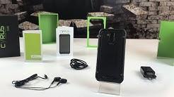 Outdoor Smartphone Cyrus CS 40 Freestyle - Ausführlicher Testbericht