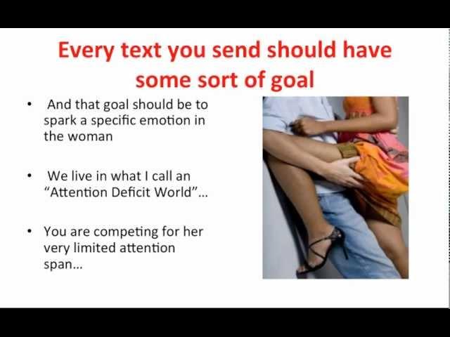 Make a girl wet through text