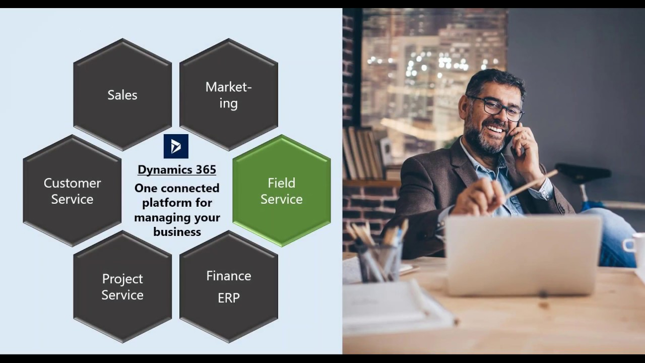 How to Manage your Field Service Operations with Microsoft Dynamics 365  (CRM)