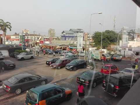 Osu, Accra - Oxford Street, GhanaTourism1's broadcast 1