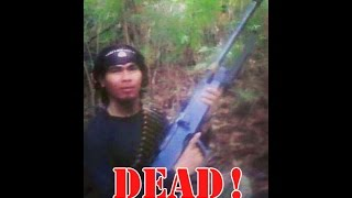 JOSELITO MELLORIA Dead as 2 other ABUSAYAF Group SPOTED at Clarin, Bohol! 4/22/17