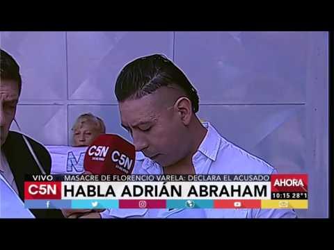 C5N - Masacre de Florencio Varela: comienza la rueda de reconocimiento