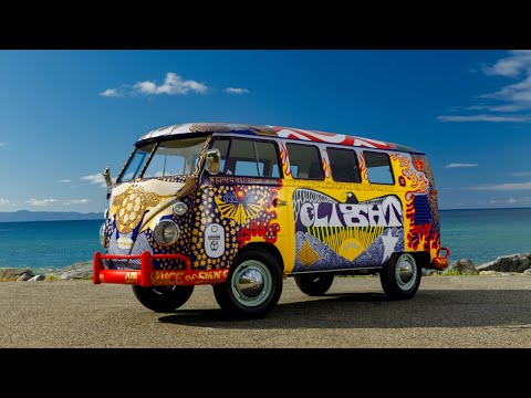 Light the VW Bus | VW Experience