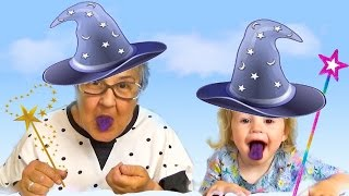 Челлендж ВОЛШЕБСТВО Магия для Детей МАГИЧЕСКИЕ Превращения фруктов Magic For Kids