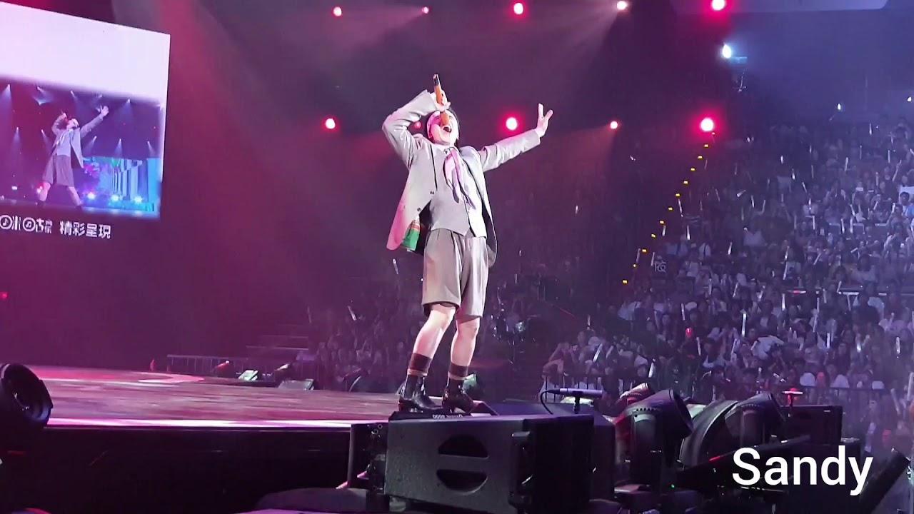 2019/06/02-【2019hito流行音樂】 蕭敬騰Jam Hsiao 飆唱《皮囊》 - YouTube
