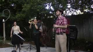 """LOUISIANA FAIRY TALE"": TAMAR KORN and THE GRAND STREET STOMPERS (June 6, 2013)"