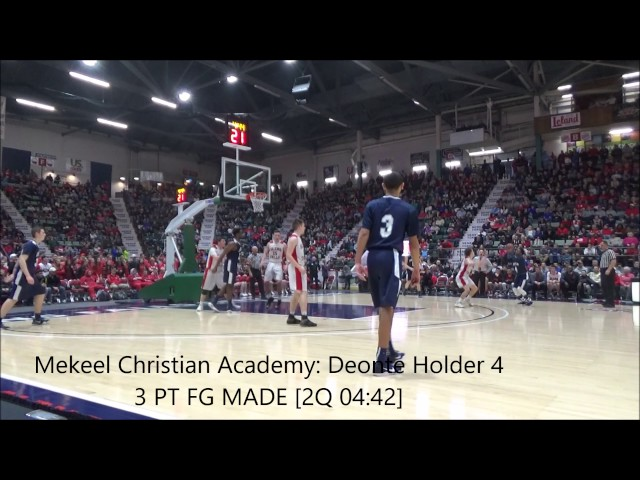 Game Highlights Boys' Varsity: Mekeel Christian vs Glens Falls