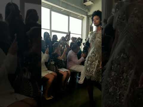 Pamella Roland SS19 - New York Fashion Week Runway Show