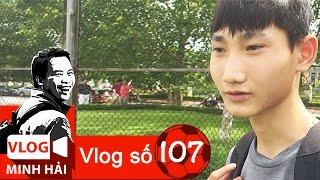 Vlog Minh Hải | Giấc mơ sân cỏ của cậu bé mồ côi cả cha lẫn mẹ
