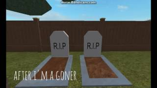 ROBLOX Music Video // If I Die Young