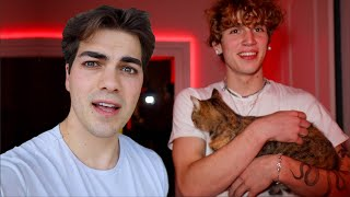 Surprising Vinnie With Dream Pet!!