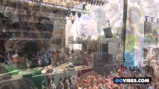 """Galactic performs """"Does It Really Make A Difference"""" at Gathering of the Vibes Music Festival 2013"""