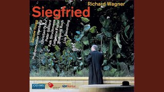 Siegfried: Act I Scene 2: Heil dir, weiser Schmied! (The Wanderer, Mime)
