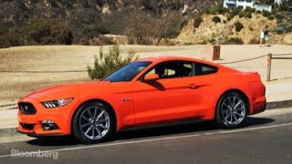 2015 Mustang: Test Driving Ford's Radical Muscle Car