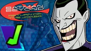 Batman Beyond Return of the Joker   A Highlight of the DCAU