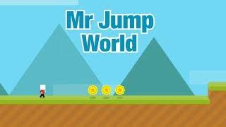 Mr Jump World - 1Button SARL Wolkthrough