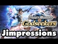 DYNASTY WARRIORS: GODSEEKERS - Should've Just Remastered Dynasty Tactics