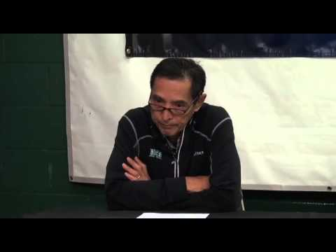 Hawaii - NCAA WVB 2nd Round Post-Match Press Conference 12-7-13