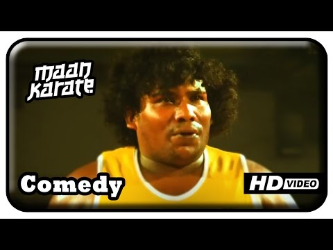 Maan Karate Tamil Movie - Full Comedy Part 3 | Sivakarthikeyan | Hansika | Sathish