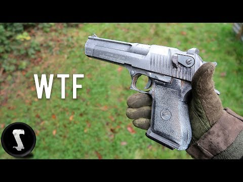 Scaring the SHT out of Players with Super Realistic 50 DESERT EAGLE