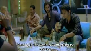 Rang De Basanti - Bar And Restaurant Scene - Aamir Khan - Sharman Joshi