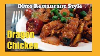 Dragon Chicken Recipe || Cooking with Benazir || English Subtitles