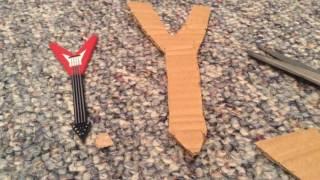 DIY How to make Bonnie's guitar (FUNKO PLUSHIES)